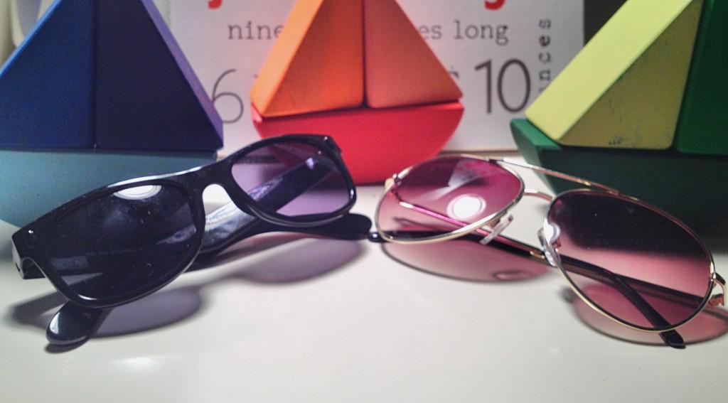His and Mine : Sunglasses