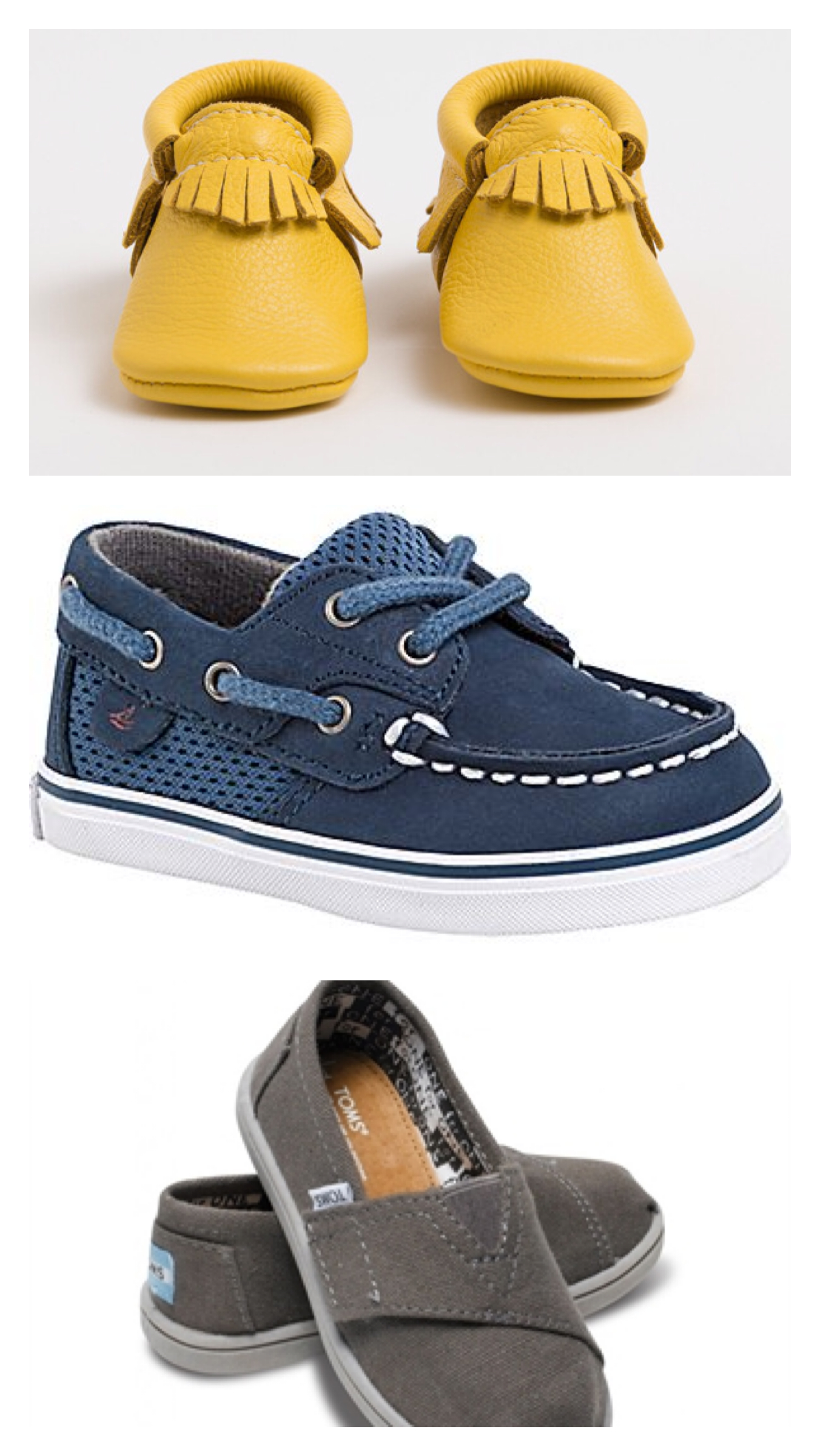 simple shoes can make a world of a difference