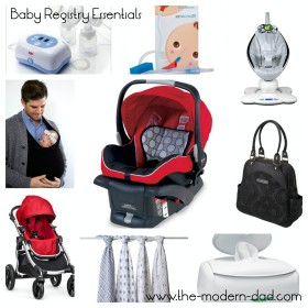10 Baby Essentials