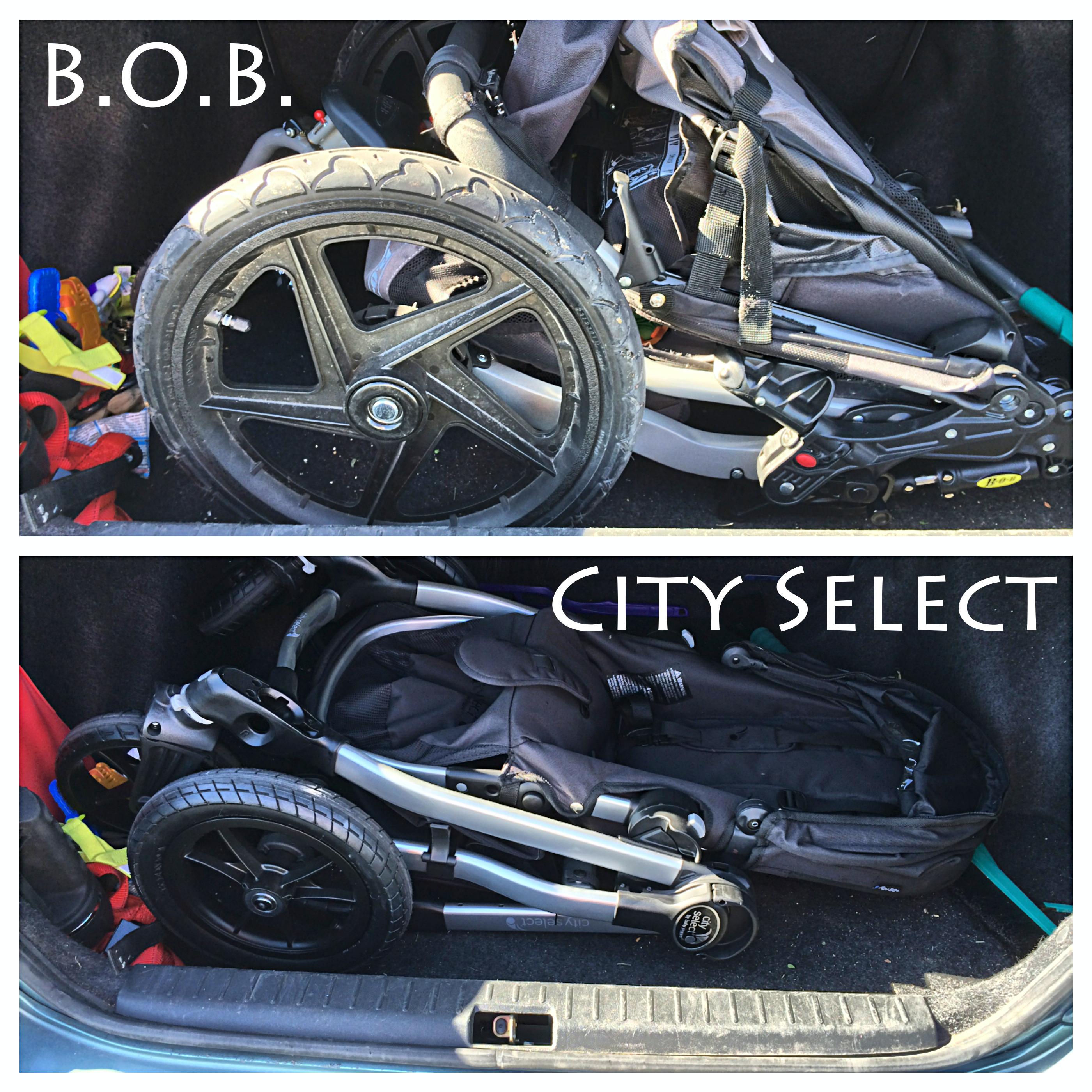 BOB vs City Select