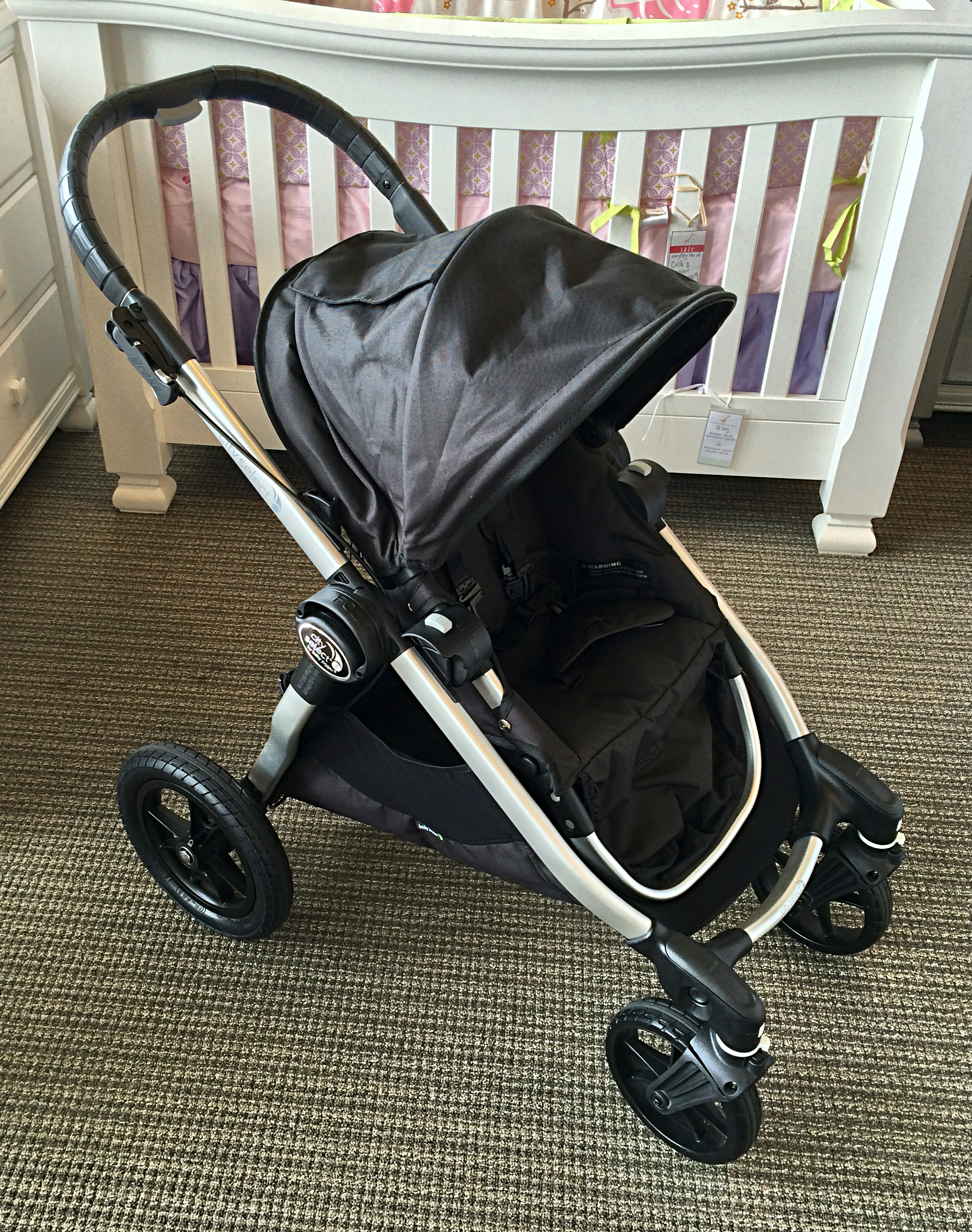 Review: City Select by Baby Jogger - The Modern Dad