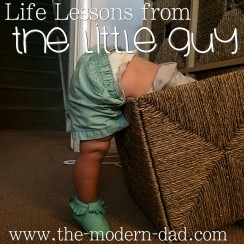 Life Lessons from The Little Guy