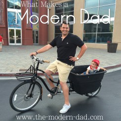 What Makes a Modern Dad?