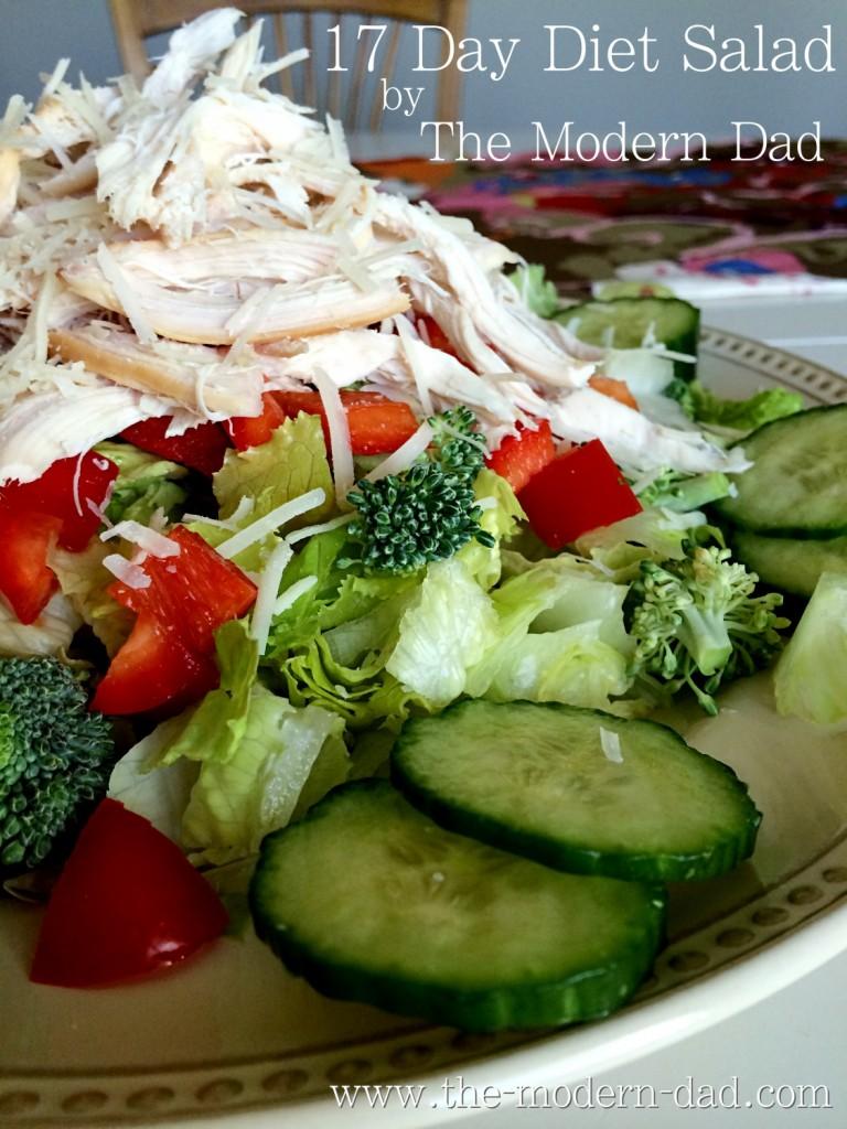 17 day diet salad 2