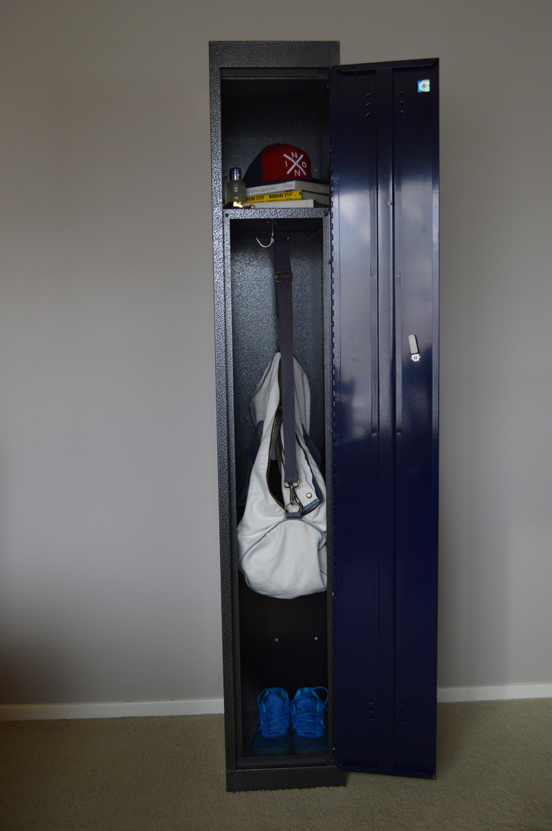 Open Locker