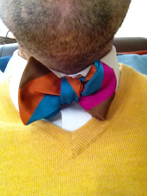 bow tie from Nordstrom