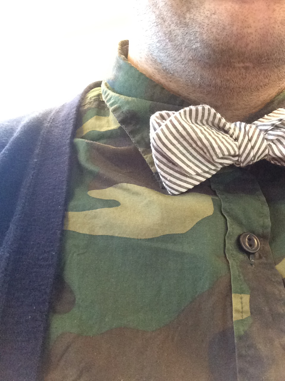 Forage bowtie pattern mixing