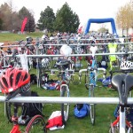 Ready to go for the triathlon | The Modern Dad