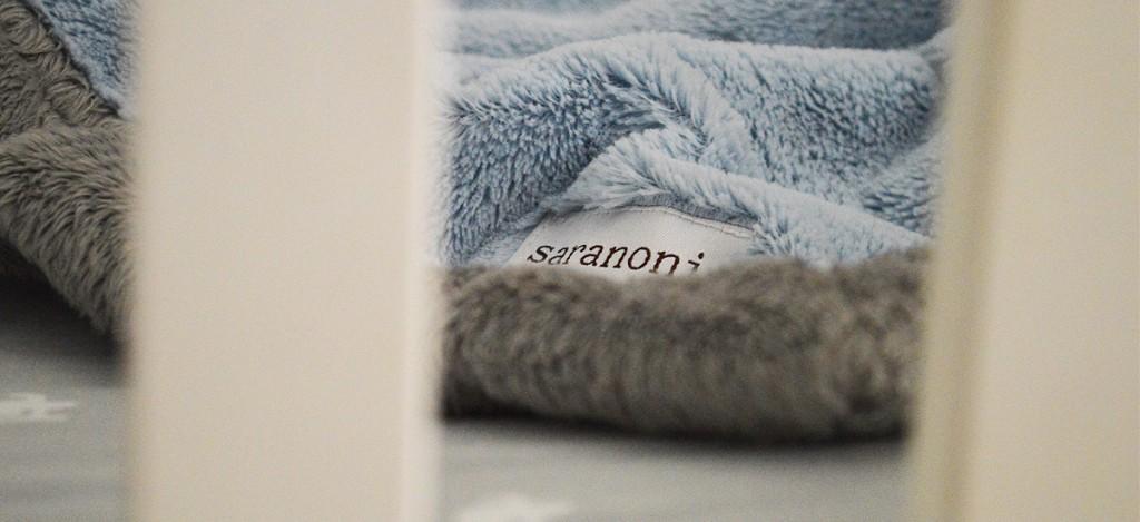 Loving Our Saranoni Blanket