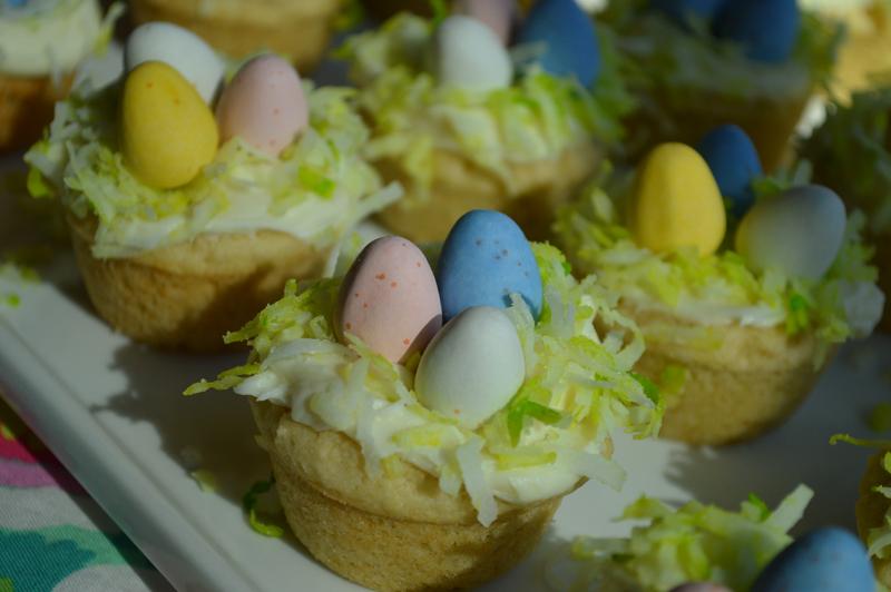Easter Basket Sugar Cookies - The Modern Dad