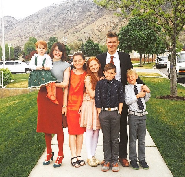 2015 Mother of the Year | Stephanie Nielson | The Modern Dad