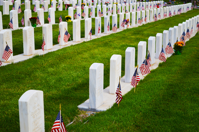 Memorial Day | Military Graves