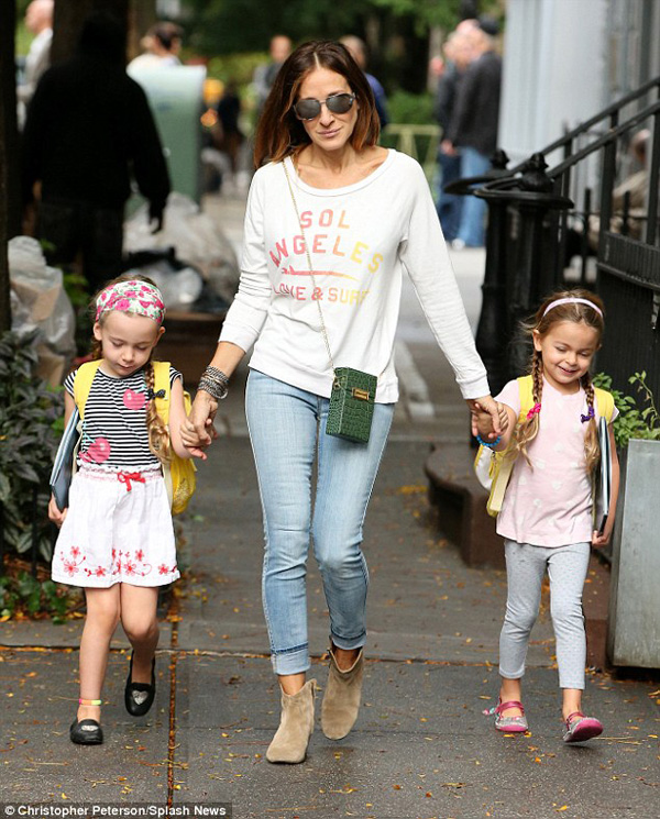 2015 Mother of the Year | Sarah Jessica Parker | The Modern Dad