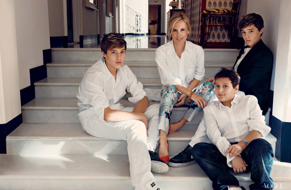 2015 Mother of the Year | Tory Burch | The Modern Dad