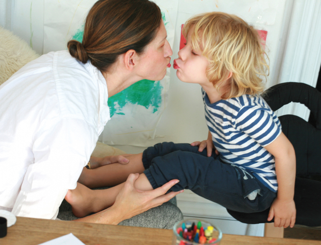 2015 Mother of the Year | Jenna Lyons | The Modern Dad