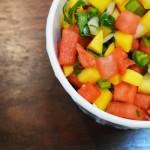 Watermelon Mango Pineapple Pico de Gallo   The Modern Dad