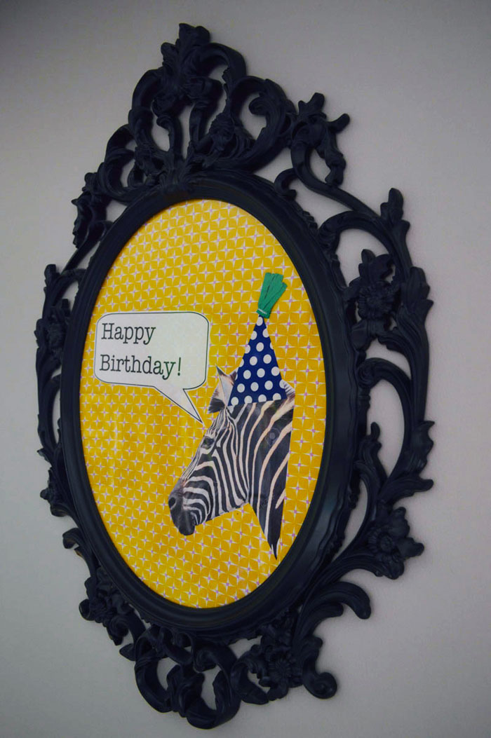Animal Theme Birthday Party | The Modern Dad