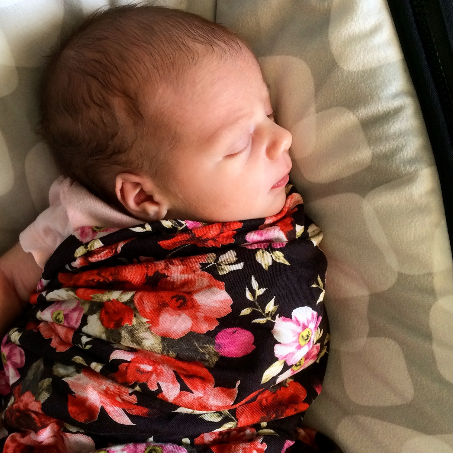 Favorite Stretchy Swaddles |KB Cute Designs | The Modern Dad