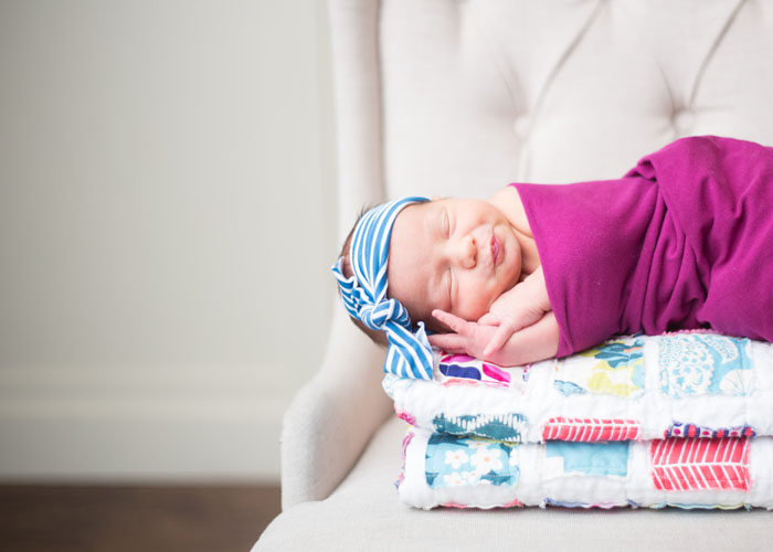 Avoiding the Newborn Photo Nightmare | The Modern Dad
