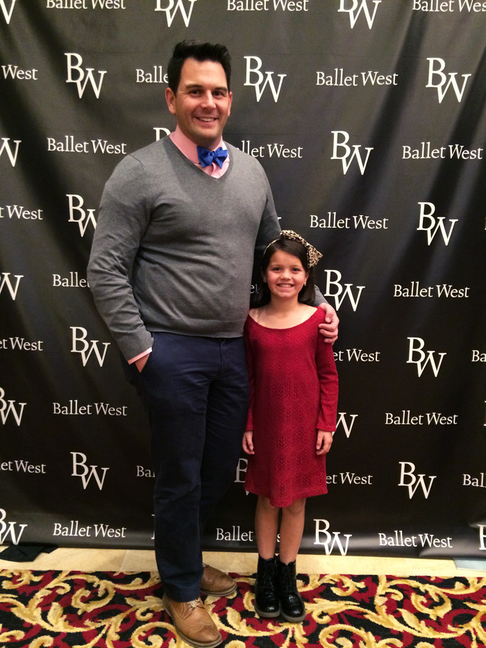 Back to the ballet seeing Iconic Classics at Ballet West | The Modern Dad