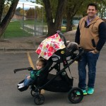 Out and Active with JJ Cole Bundle Me | The Modern Dad