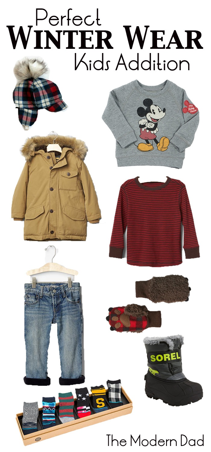 Perfect Winter Wear - Kids Addition | The Modern Dad