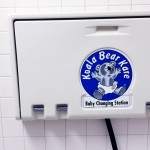 Where's The Men's Room Changing Station | The Modern Dad