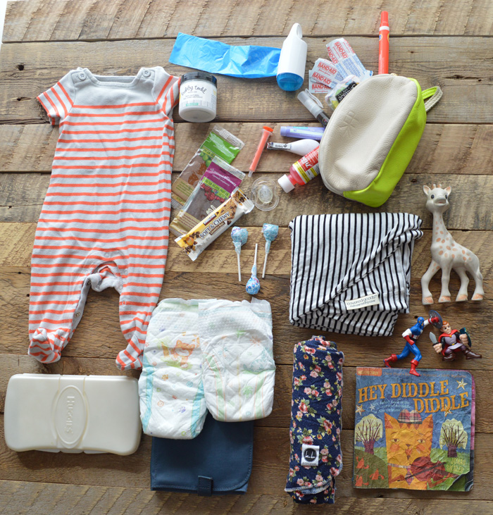Must Have Diaper Bag Essentials | The Modern Dad