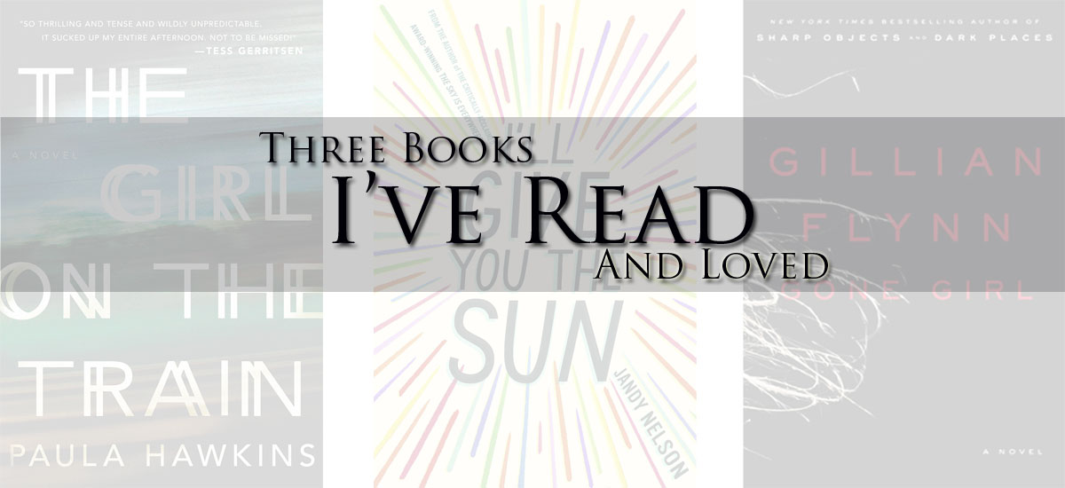 Three Books I've Read and Loved | The Modern Dad