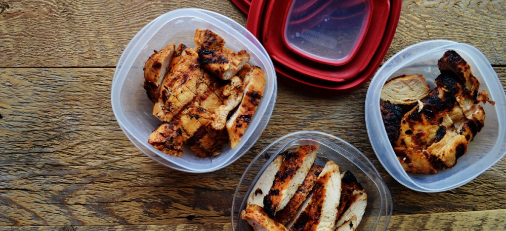 Perfect Chicken for Meal Prepping