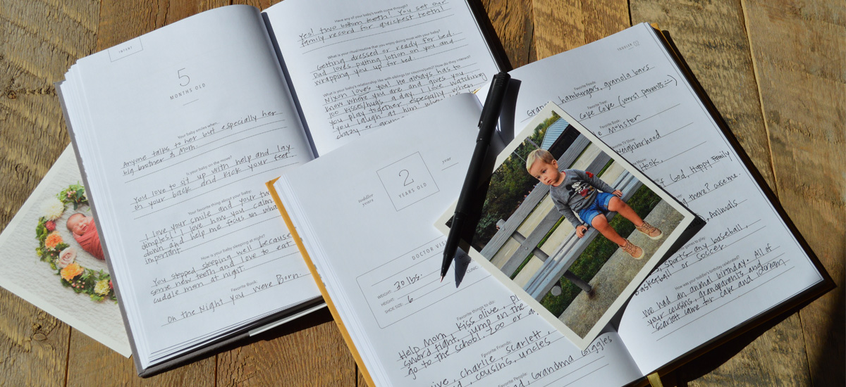 Keeping Every Memory with Promptly Journals | The Modern Dad