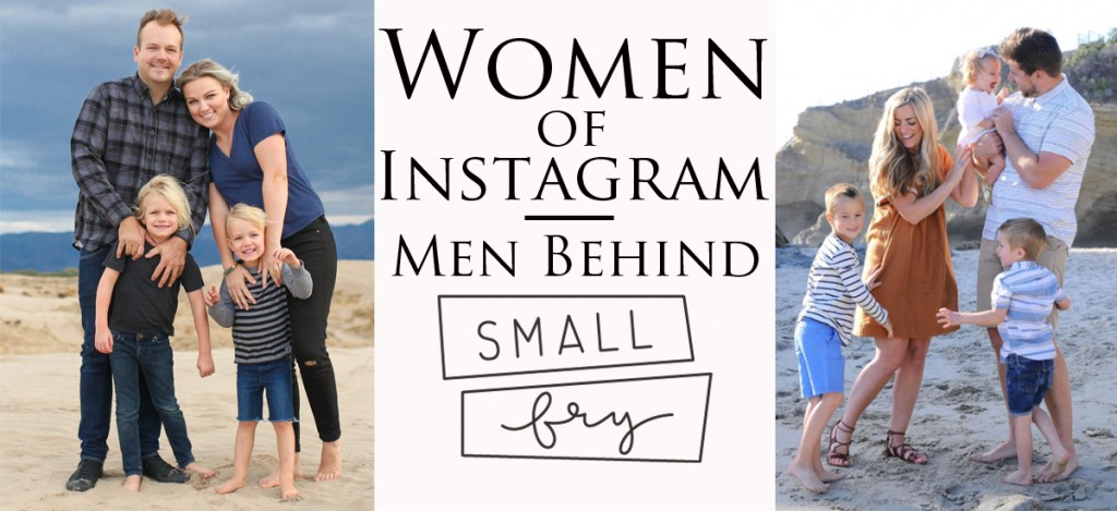 Behind the Women of Instagram |Men of Small Fry