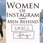 Men Behind the Women of Instagram |Men of Small Fry by The Modern Dad