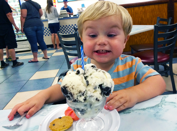 Favorite Ice Cream Places in Utah by The Modern Dad