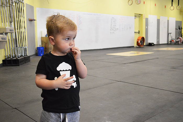 CrossFit is For New Parents Too by The Modern Dad