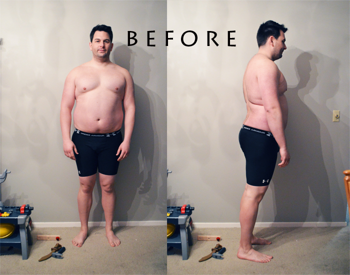 Fitness Update | The Difference is Nutrition by The Modern Dad