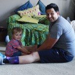 Five Exercises to Do with Kids by The Modern Dad