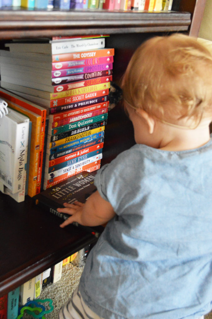 Favorite Board Books   BabyLit by The Modern Dad