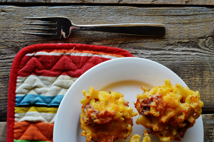 Monday Meal   Mac and Cheese Muffins by The Modern Dad