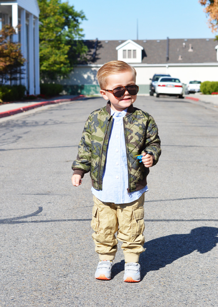Favorite Little Boy Fall Fashions The Modern Dad