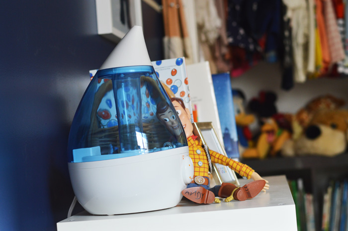 Fall Must Have | Crane Humidifier by The Modern Dad