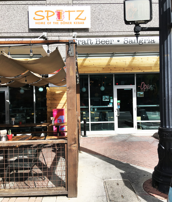 Family Friendly Restaurant Review | Spitz by The Modern Dad