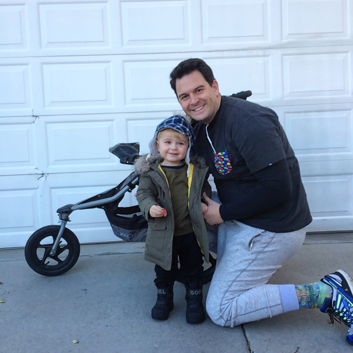 Marathon Training Week Eight | Thankful This Thanksgiving by The Modern Dad