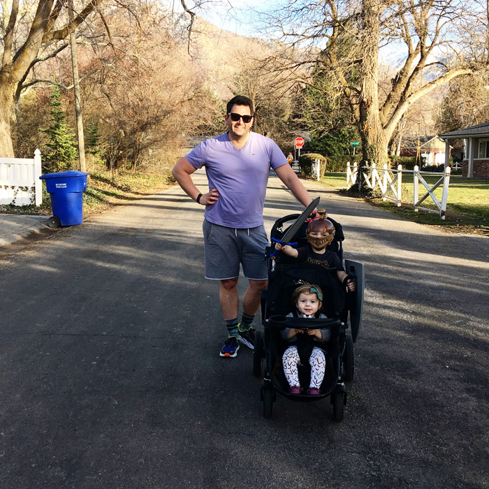 Marathon Training Week 24 | Spring in My Step by The Modern Dad