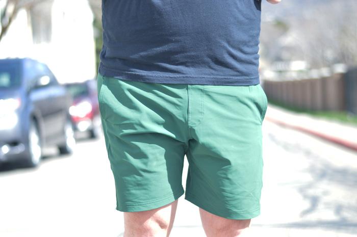 Marathon Training Week 25   Olivers Gym Shorts by The Modern Dad