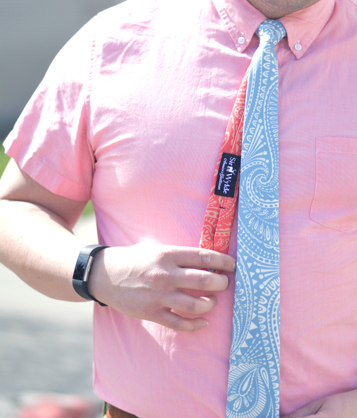 Spring is Here, Dress it Up With Sir Wylde by The Modern Dad