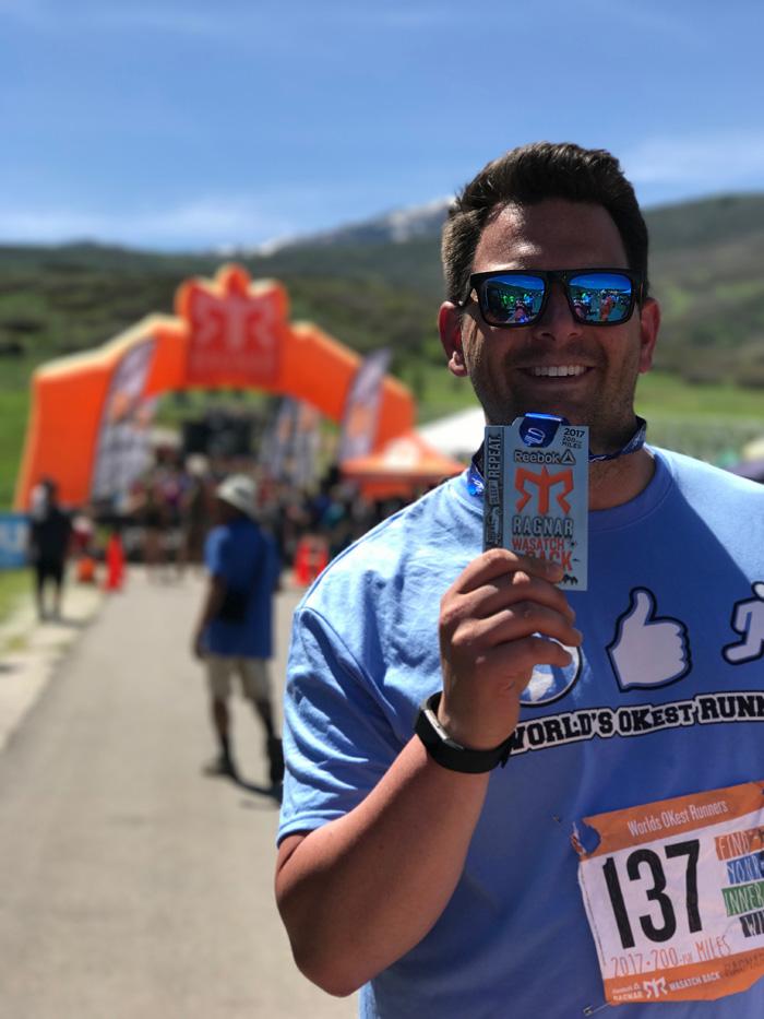 Marathon Training Week 36   Loved Bragnar by The Modern Dad