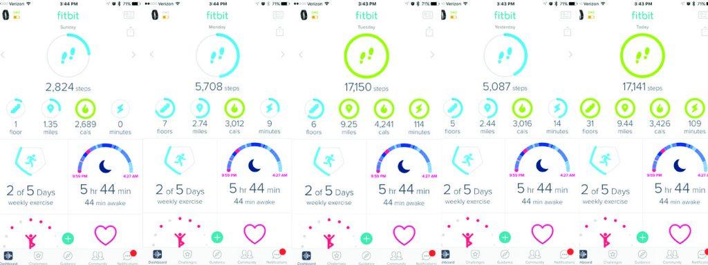 Marathon Training Week 38 | Fitbit Addiction by The Modern Dad