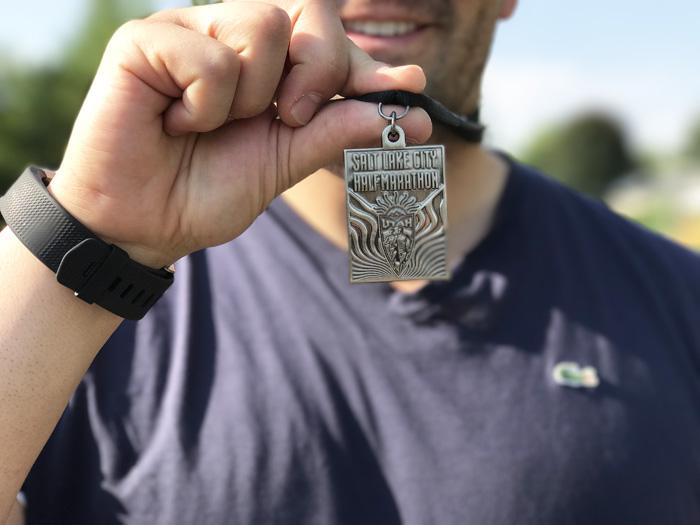 Marathon Training Week 44 | Bag of Medal Memories by The Modern Dad