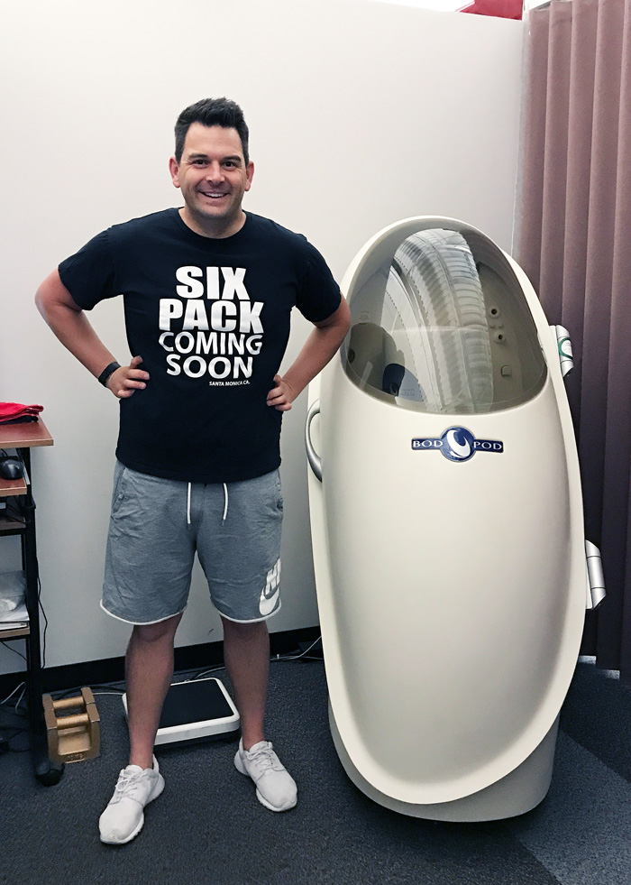 Marathon Training Week 46 | Bodpod Update: Unbelievable Results by The Modern Dad
